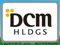 DCMホールディングス ロゴ