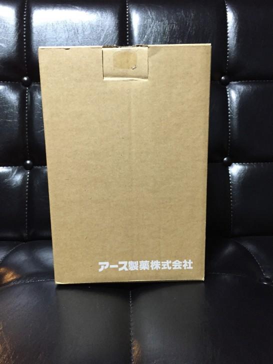 アース製薬 株主優待 2015.1