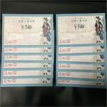 リンガーハット(8200)の株主優待を徹底紹介!! 6,000円以上の優待券を貰いました