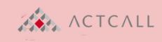 アクトコール(6064) ロゴ 1