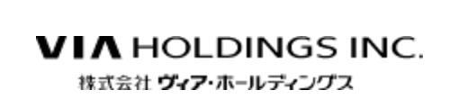 ヴィアホールディングス ロゴ 2