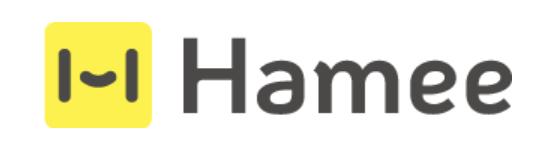 Hamee(3134) ロゴ 1