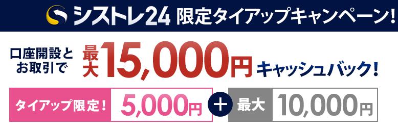 シストレ24 限定タイアップ
