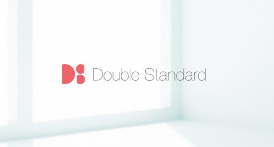 ダブルスタンダード ロゴ 3