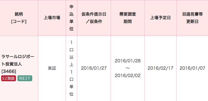SMBC日興証券 ラサール