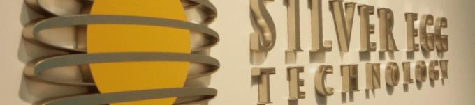 シルバーエッグ・テクノロジー ロゴ 2